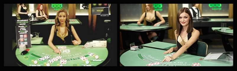 888 casino live blackjack regeln